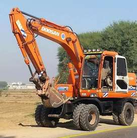 Excavator, Damper, Jachmer, Road roller, crane, Available in [Rlw isl]