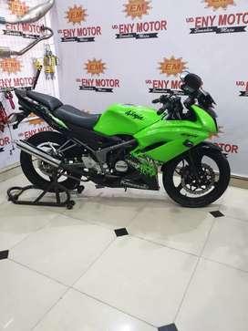Kawasaki Ninja 150 KRR 2013 super istimewah Harga promo cash/credit/tt
