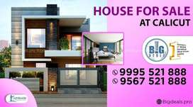 4 BHK House for Sale at Chalappuram, Calicut.