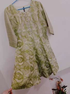 parrot green froq breeza work special eid collection