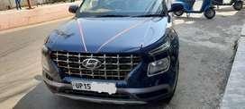 Hyundai Venue S, 2020, Petrol