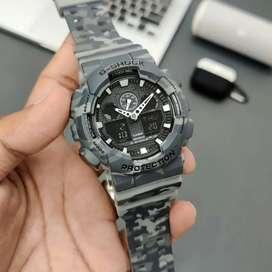 Digital watches.