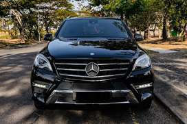 Mercedes-Benz ML400 A/T AMG 4MATIC 2015 Tangan Ke 1 (L) 26k Mls ORI!!