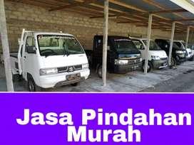 Promo jasa pindahan / Sewa mobil pick up taxi / rental pickup box +bak