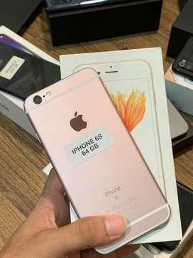 IPHONE 6s 64GB FULLSET