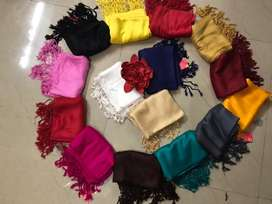 Womens plains shawls and hijab in wholeslae