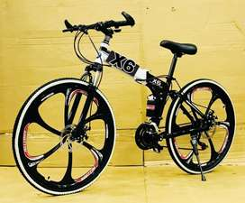 MAC WHEEL FOLDING SPORT CYCLES 21 SHIMANO HIGH SPEED GEAR BOX