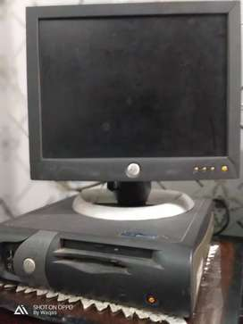Dell pentium 4 in fully good condition with 512MB RAM