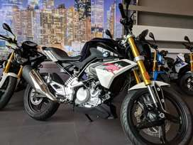 BMW G 310 R in Showroom condition
