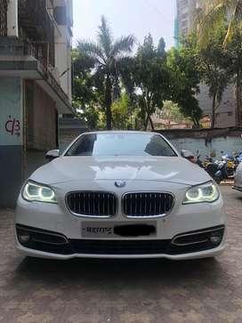 BMW 5 Series 520D 2014 Facelift, Digital Meter