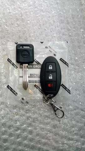 Ahli duplikat kunci remot nissan marc flipkey kunci Remot Hyundai KIA