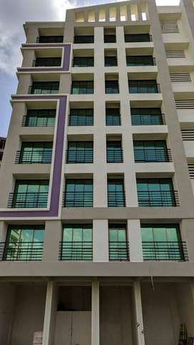 NO government tax book your flat in big complex in mumbra