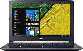 BRAND NEW Acer GVMSI.002 laptop(i5 7th/8GB/1TB/win10/2GB gfx)