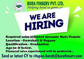 Required Sale Executive, Guwahati. Interview on 26th Feb 11am onwards