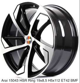 velg Rush,Mercy,Brv,Hrv model aras hsr ring 19x85