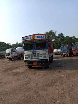 Tata truck lpt 2515 cummins  10 tyer