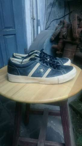 Original Converse One Star Leather Size 5