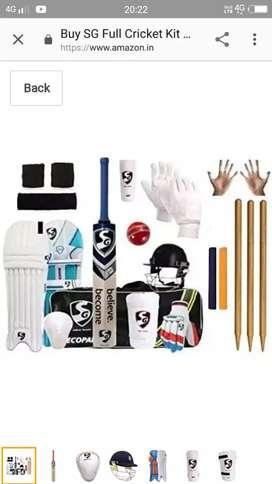 Hii guys i want to sale my cricket Kit bag