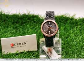 Ladies Original Black Curren Watch