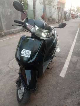 Honda activa Fc insurence