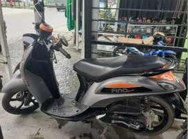 ~ Teluk Dalam Rafael motor ada Yamaha Fino 2018 cash dan kredit
