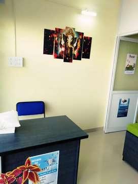 Receptionist/ dental assistant