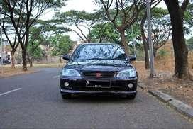 Honda City Z 1.5 MT 2002 Warna Biru Metalik