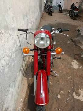 Very neat condition old ideal jawa with valid papers till 2023