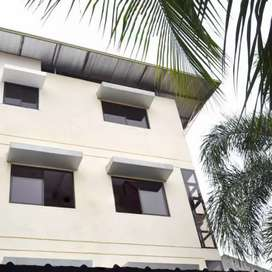 Houses ,apartments ,flats for rent in thrissur area