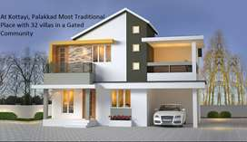 @KOTTAYI LOW BUDGET DREAM HOUSE 3BHK VILLAS FOR SALE