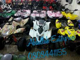 Abdullah enterprises new stock 2020 atv trail quad 4 wheels pakistan