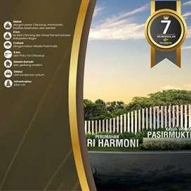 Rumah murah | puri harmoni pasir mukti