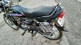 My herohonda splender in well condition is for urgent sale