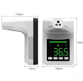 Termometer suhu k3 pro tanpa kontak sensor infra red murah