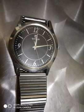 Titan wrist watch for sell