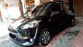 Toyota Sienta V AT 17 Plat H Asli Tangan Pertama - Pajak Oktober 2020