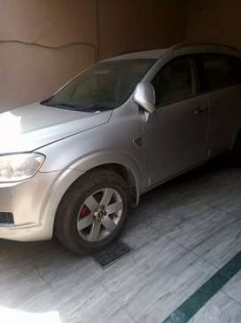 Chevrolet Captiva 2008 Diesel 118000 Km Driven