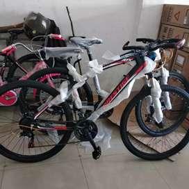 Kami menjual sepeda mtb PRESTIGE ukuran 26 dan 27,5