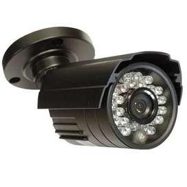 AKET CCTV 4CH/4 CHANNEL 3MP AHD 4 CAMERA LENGKAP TINGGAL PASANG