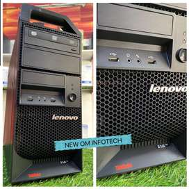 LENOVO i5 THINKCENTRE/8GB RAM/1TB HDD/ INBUILT SPEAKERS ALSO