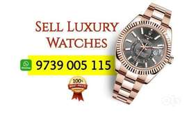 sell high end luxury watches. Rolex,ap,omega,pp,hublot,cartier,rm etc