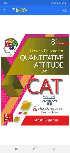Arun Sharma Quant (New book)
