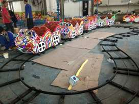 Komedi putar lantai odong mini coaster RAA