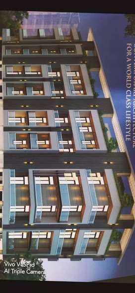 3bhk luxury flats in multistory with club house on prime location nirm