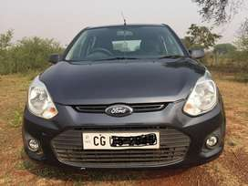 Ford Figo 2014 Titanium Diesel Well Maintainedy