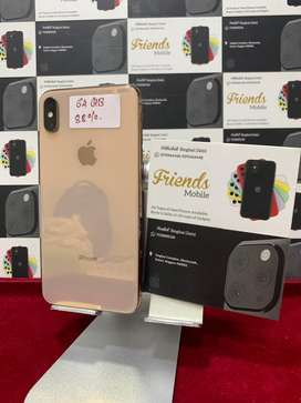 I phone XS max 64 gb gold