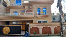 1 kanal double story house for sale in Airport housing society Rwp