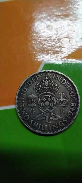 A British coin