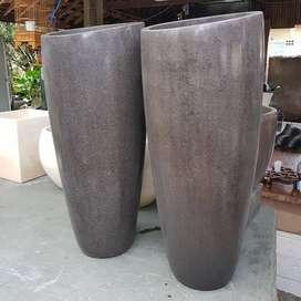 Pot tinggi 1m Iris