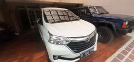 Toyota avanza 2016 type G